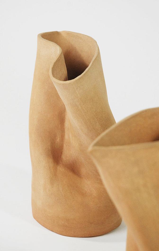Alexis Blanchard product designer ceramics design ondulation